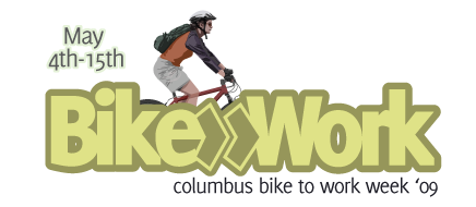 Bike 2 Work Week Logo